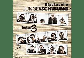 Blaskapelle Junger Schwung - Hoiwe 3  - (CD)