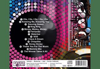Peter Zimmer - ABBA INSTRUMENTAL HITS  - (CD)