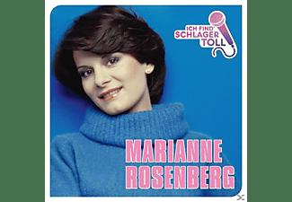 Marianne Rosenberg - ICH FIND SCHLAGER TOLL (DAS BESTE)  - (CD)
