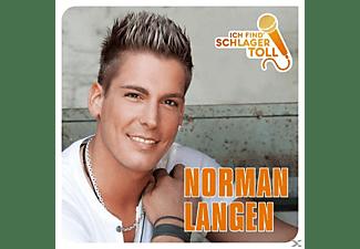 Norman Langen - ICH FIND SCHLAGER TOLL (DAS BESTE)  - (CD)