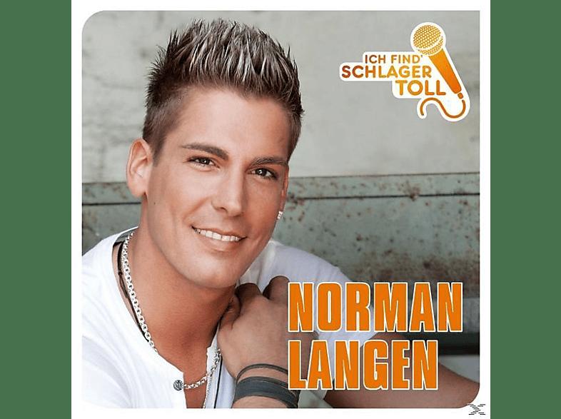 Norman Langen - ICH FIND SCHLAGER TOLL (DAS BESTE) [CD]