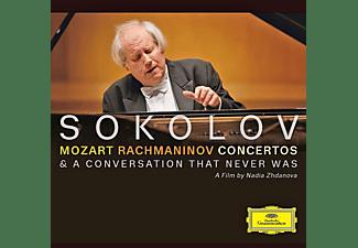 Sokolov Grigory - Mozart & Rachmaninov: Concertos [CD + DVD Video]
