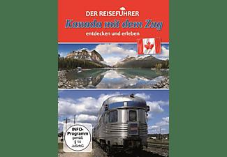 Der Reiseführer - Kanada mit dem Zug DVD