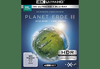 PLANET ERDE II: eine erde - viele welten. 4K Ultra HD Blu-ray + Blu-ray