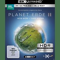 PLANET ERDE II: eine erde - viele welten. [4K Ultra HD Blu-ray + Blu-ray]