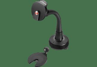 TOMTOM Schwanenhals, Windschutzscheibenhalterung, passend für Navigationsgerät, Schwarz