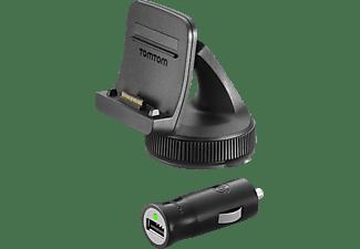 TOMTOM Click & Go, Halterung, passend für Navigationsgeräte, Schwarz