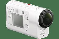SONY FDR-X3000RFDI 4K + RM-LVR3 + AKA-FGP1 Zeiss Action Cam 4K, Full HD, HD , WLAN