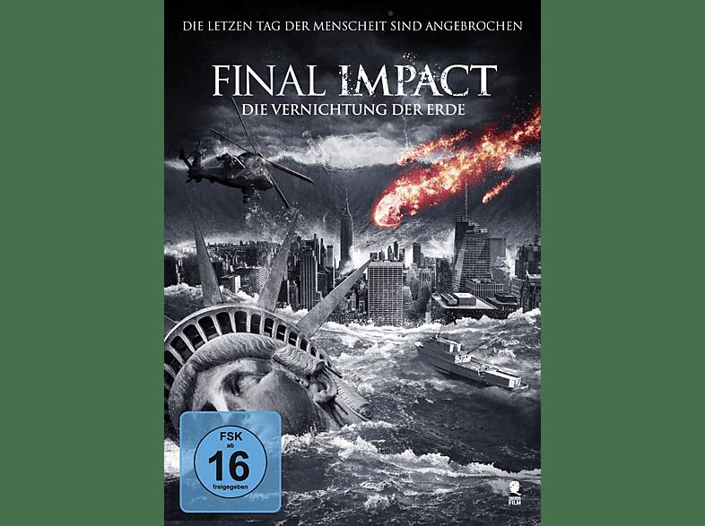 Final Impact - Die Vernichtung der Erde [DVD]