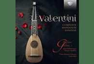 Pizzicar Galante - Complete Mandolin Sonatas [CD]