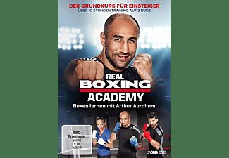Real Boxing Academy - Boxen lernen mit Arthur Abraham DVD