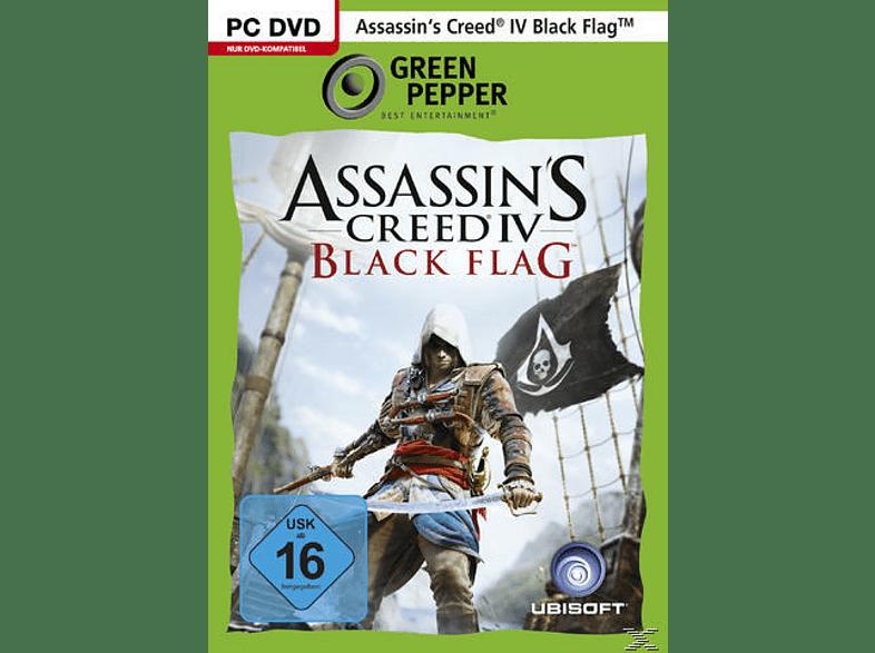 Assassin's Creed IV: Black Flag (Green Pepper) [PC]