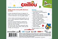 Caillou - Größer werden mit Caillou Hörspiel - (CD)