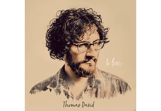 David Thomas - To Love  - (CD)