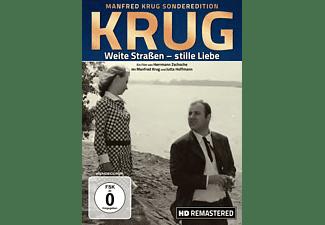 Manfred Krug - Weite Straßen – stille Liebe (HD Remastered) DVD