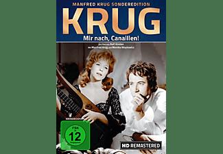 Manfred Krug - Mir nach, Canaillen! (HD Remastered) DVD