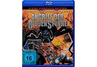 Angriff der Riesenspinne - Complete Edition Blu-ray