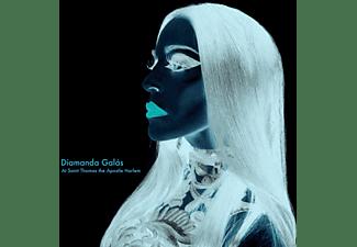 Diamanda Galas - At Saint Thomas The Apostle Harlem  - (CD)