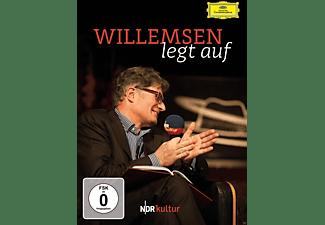 Roger Willemsen - Willemsen Legt Auf  - (CD + DVD Video)