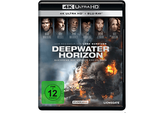 Deepwater Horizon 4K Ultra HD Blu-ray + Blu-ray