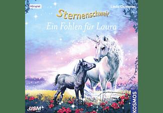 Sternenschweif - Folge 40: Ein Fohlen Für Laura  - (CD)