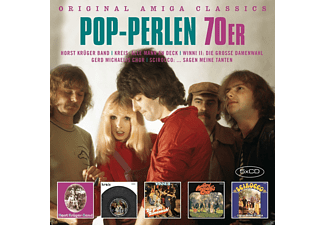 VARIOUS - AMIGA Pop Perlen (AMIGA in den 70ern)  - (CD)