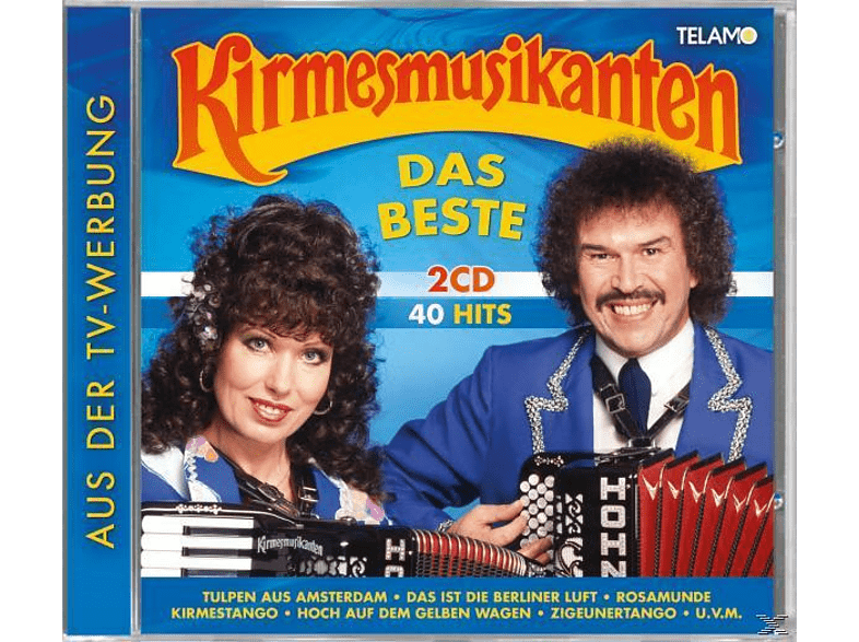 Kirmesmusikanten - Das Beste [CD]