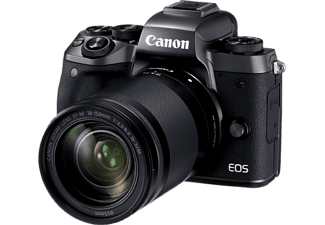CANON EOS M5 με φακό 18-150mm