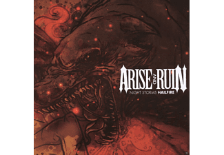 Arise And Ruin - Night Storms The Hailfire - (CD)