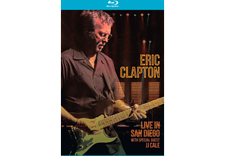 Eric Clapton, J.J. Cale - Live In San Diego  - (Blu-ray)