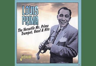 Louis Prima - VERSATILE MR. PRIMA: TRUM  - (CD)