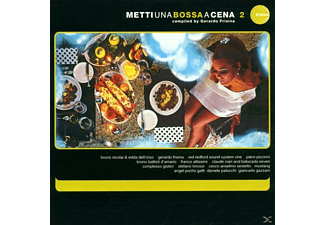 VARIOUS - Metti Una Bossa A Cena Vol.2  - (CD)