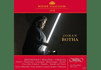 Johan Botha, Orchester Der Wiener Staatsoper, Ludwig Van Beethoven - Arien  - (CD)