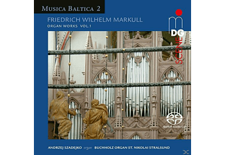 Andrzej Szadejko - Orgelwerke Vol.1  - (SACD Hybrid)