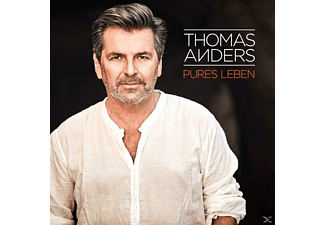 Thomas Anders - Pures Leben (Handsignierte Ltd.Edition)  - (LP + Bonus-CD)