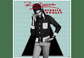 Derrick Morgan - People Decision  - (Vinyl)