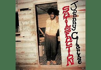 Johnny Clarke - Satisfaction  - (Vinyl)