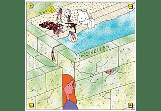 The Decibelles - TIGHT (BLUE VINYL/+MP3)  - (LP + Download)