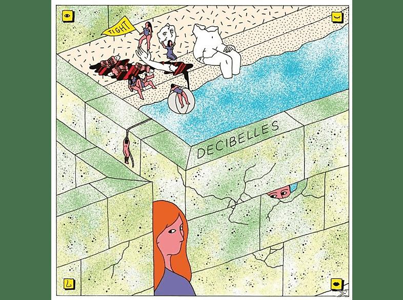 The Decibelles - TIGHT (BLUE VINYL/+MP3) [LP + Download]