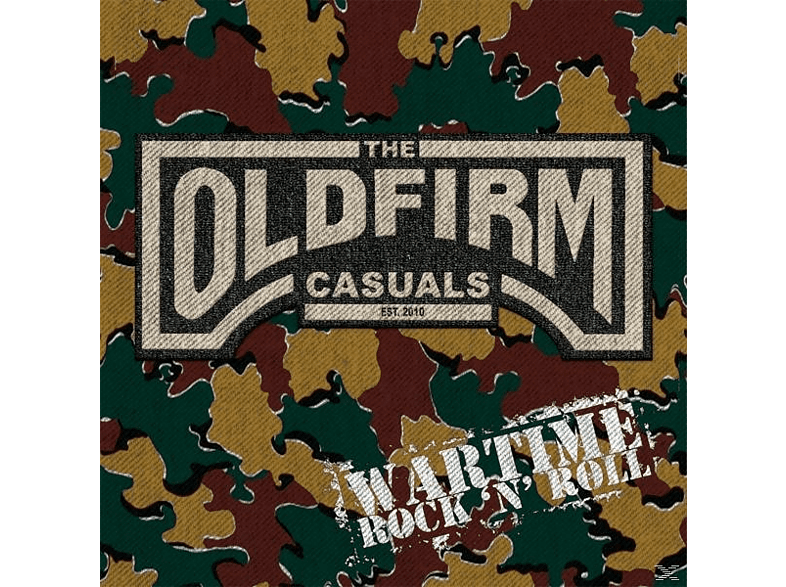 The Old Firm Casuals - WARTIME ROCK N ROLL [Vinyl]