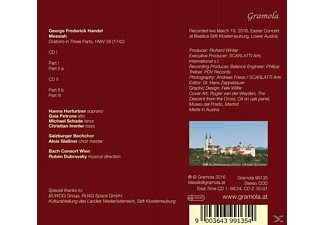 VARIOUS - MESSIAS  - (CD)