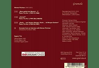 Eggner Trio - KLAVIERTRIOS  - (CD)