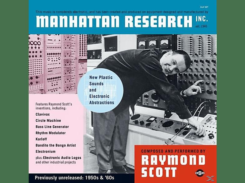 Raymond Scott - MANHATTAN RESEARCH INC [Vinyl]