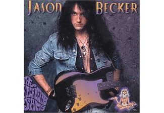 Jason Becker - The Blackberry Jams  - (CD)