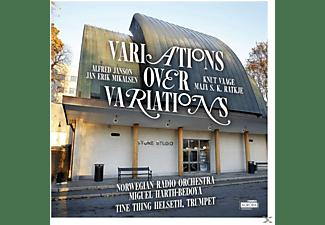 Miguel/norwegian Radio Orchestra Harth-bedoya - VARIATIONEN ÜBER VARIATIONEN  - (CD)