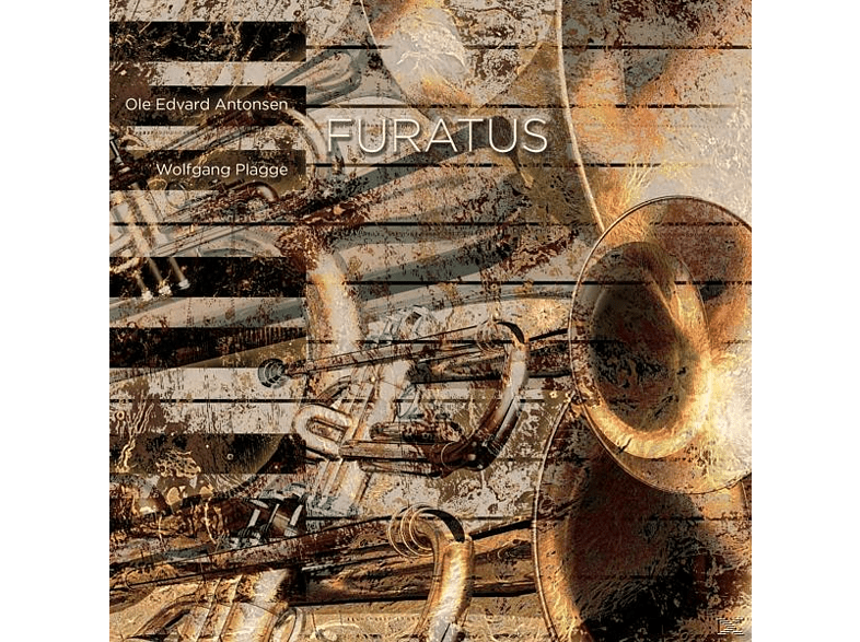 Antonsen,Ole Edvard/Plagge,Wolfgang - Furatus [Blu-ray Audio]