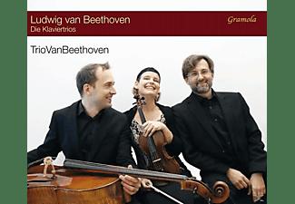 Triovanbeethoven - DIE KLAVIERTRIOS  - (CD)