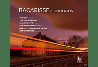 Garvayo/Bercovich/Gomez/Estelles/Malaga PO - KLAVIERKONZERT/VIOLINKONZERT/CELLOKONZERT  - (CD)