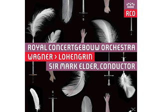 Sir Mark/rco Elder - LOHENGRIN  - (SACD)