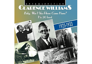 Clarence Williams - Baby,won't you please come Home? - (CD)